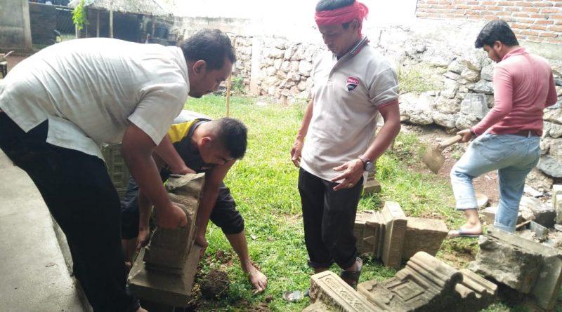 Peusaba Meuseuraya di Kompleks Makam Meukuta Alam Abad 15 Masehi