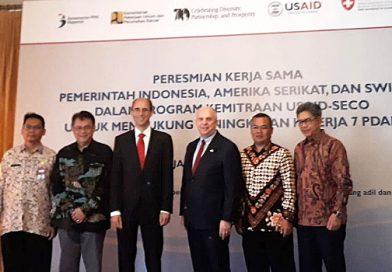 PDAM kota Depok Terima Bantuan dari USAID – SECO