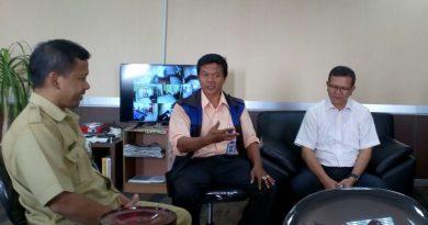 Dinas Koperasi & UMKM Siap Suport HUT Sekber Wartawan Ke-2