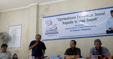 Dinsos Depok: Optimisme Pelayanan Sosial Kepada Warga