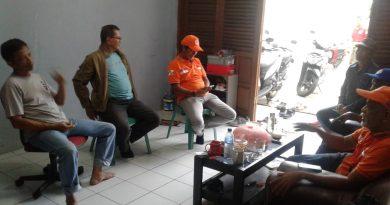 Sekber Wartawan Depok Peduli Corona Bersama Baraya Care