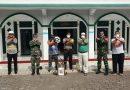 Relawan PKS Sterilkan Masjid Agung Bojonggede dari Covid 19