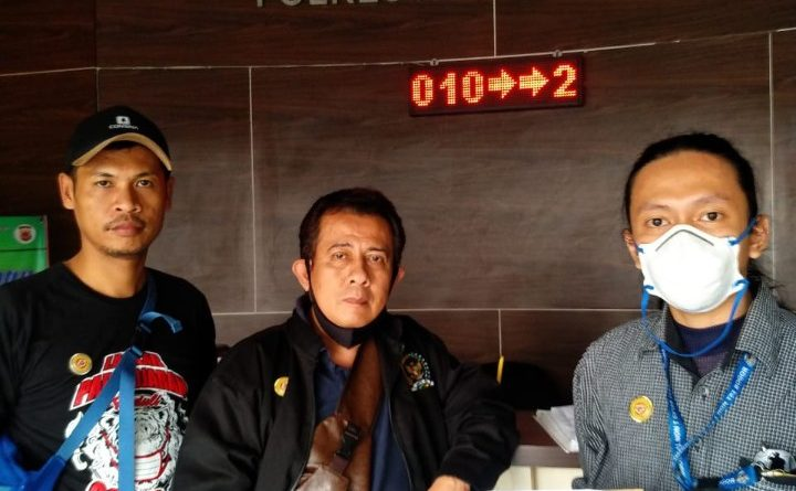 "LKPDN Bogor : Penyaluran Bansos Marak ""Dimainkan"" Oknum"