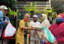 Sanggar Humaniora Salurkan Bantuan Sembako dari Presiden