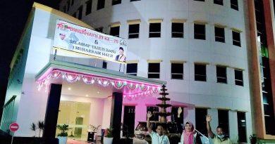 Astrid Suntani, Mendatangi DPP PKS Untuk Rekom Pilkada Solo