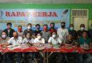 Putra Gara Ditetapkan Sebagai Pengawas Di Raker Pokja Wartawan Kabupaten Bogor
