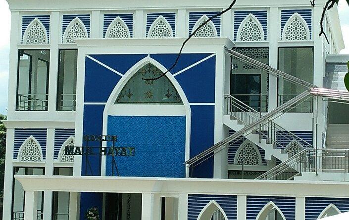 Di Usia 40 Tahun, Perumda Tirta Kahuripan Resmikan Masjid Maul Hayat