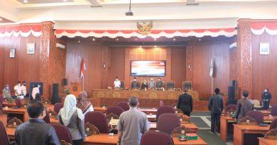 Fraksi DPRD  Menyambut Baik tiga Raperda Pemkot Depok