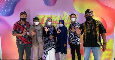 DKKB Dampingi Finalis Wana Jaka Jabar 2021, On Air di Radio Teman