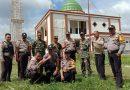 TNI Dan Masyarakat Kompak Jaga Kebersihan