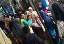 Kaum Milinial, Jual Takjil Di Pasar Kaget 10 Pakuncen