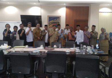 FPK (forum pembauran kebangsaan) Audiensi Dengan Sekda Kota Depok