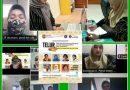 Seminar Online Keluarga Sehat Bersama Persit Kodim 0508/Depok