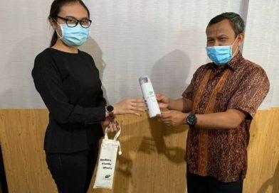 PDAM Depok Peringati Hari Pelanggan NasionL dengan Mengajak Pelanggan Peduli Lingkungan