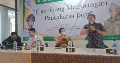 Ngariung Pancakarsa Pokja, Cigombong Wilayah KEK, Bagaimana Tiga Kades Ini Mempolanya